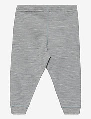 Polarn O. Pyret - Long Johns Woolterry Preschool - onderstukken - greymelange - 1