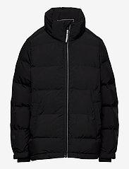 Polarn O. Pyret - Jacket Padded School - gewatteerde jassen - black - 2