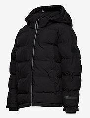 Polarn O. Pyret - Jacket Padded School - gewatteerde jassen - black - 4