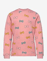 Polarn O. Pyret - Top Wool Preschool - lange mouwen - bridal rose - 0