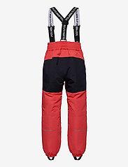 Polarn O. Pyret - Trousers PO.P Flexi-Size School - cayenne - 1