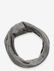 Polarn O. Pyret - Collar Solid PreSchool - accessoires - greymelange - 0