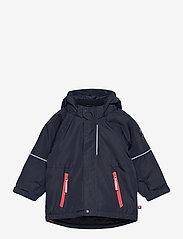 Polarn O. Pyret - Jacket Padded Preschool - winterjassen - dark sapphire - 0