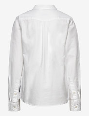 Polarn O. Pyret - Shirt Solid Oxford School - overhemden - bright white - 1