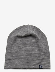 Polarn O. Pyret - Cap Wool Solid - hoed - greymelange - 0