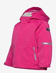 Polarn O. Pyret - Jacket Shell Solid - shell jassen - magenta - 2