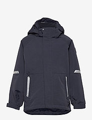 Polarn O. Pyret - Jacket Shell Solid - shell jassen - dark sapphire - 0