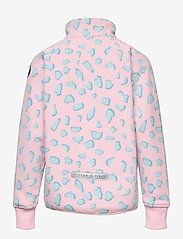 Polarn O. Pyret - Jacket Windfleece Solid - bovenkleding - rose shadow - 1