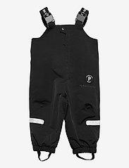 Polarn O. Pyret - Trousers Shell - broeken - black - 0
