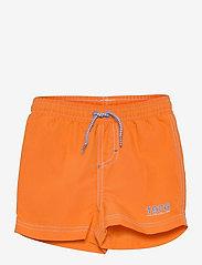 Polarn O. Pyret - Swimwear Pants Solid - badehosen - russet orange - 0