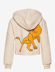 Polarn O. Pyret - Sweatshirt hood School - kapuzenpullover - mother of pearl - 1