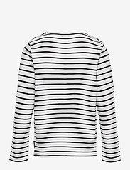 Polarn O. Pyret - Top l/s striped School - lange mouwen - dark sapphire - 1