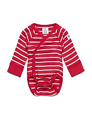 Body Wrapover PO.P Stripe Newborn - SKI PATROL
