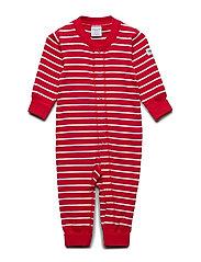 Overall PO.P Stripe Newborn - SKI PATROL