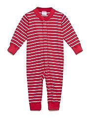 Polarn O. Pyret Overall PO.P Stripe Baby