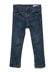 Trousers Woven Pre-school - BLUE DENIM