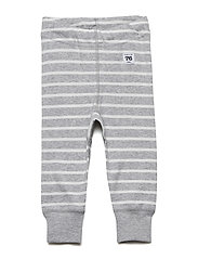 Long Johns PO.P Stripe - GREYMELANGE