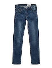 Jeans Slim School - BLUE DENIM