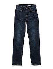 Jeans Regular School - MID DENIM