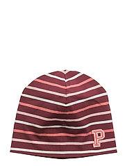 Cap Multi Stripe Baby - TAWNY PORT