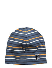 Cap Multi Stripe School - ENSIGN BLUE
