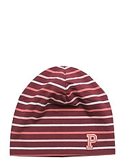 Cap Multi Stripe School - TAWNY PORT