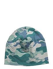 Cap AOP Baby - COLONIAL BLUE