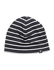 Polarn O. Pyret Cap PO.P Striped Baby