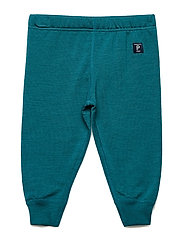 Long Johns Woolterry Baby - COLONIAL BLUE