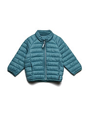 Jacket Padded Solid Baby - BRISTOL BLUE