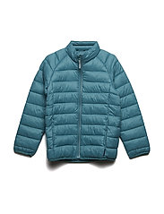 Jacket Padded Solid School - BRISTOL BLUE