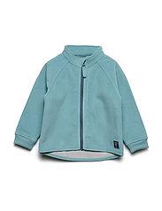 Jacket Windfleece Solid Baby - BRISTOL BLUE