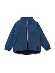 Jacket Windfleece Solid Baby - ENSIGN BLUE