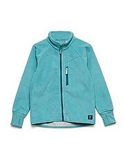 Jacket Windfleece Solid Preschool - BRISTOL BLUE