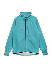 Jacket Windfleece Solid - BRISTOL BLUE