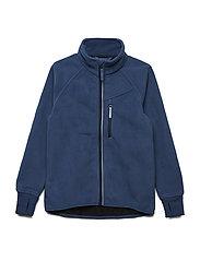 Jacket Windfleece Solid School - ENSIGN BLUE
