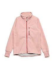 Jacket Windfleece Solid - MELLOW ROSE
