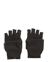 Mitten Fleece Solid School - BLACK