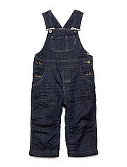Dungarees Solid Baby - RINSE WASH