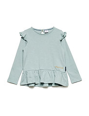 Top Solid Ls Preschool - GRAY MIST