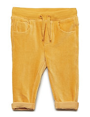 Trousers Cord NB - SUNFLOWER
