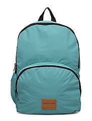 Backpack Solid School - BRISTOL BLUE