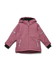 Jacket Padded Solid - ROSE WINE