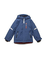 Jacket Padded Solid PreSchool - ENSIGN BLUE