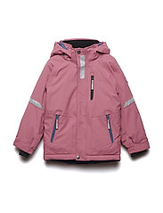 Jacket Padded Solid PreSchool - ROSE WINE