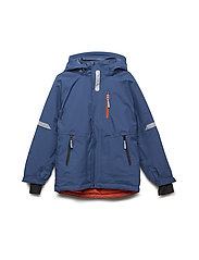 Jacket Padded Solid School - ENSIGN BLUE
