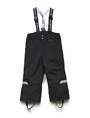 Trousers Padded Solid PreSchool - BLACK