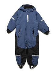 Overall Padded Solid PreSchool - ENSIGN BLUE
