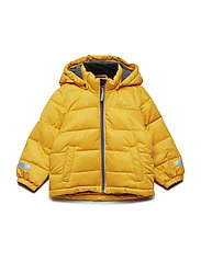 Jacket Padded Solid PreSchool - SUNFLOWER
