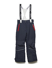Trousers Padded Solid School - DARK SAPPHIRE